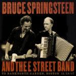 El ultimo concierto de Danny Federici con la E Street Band, nuevo lanzamiento de live downloads